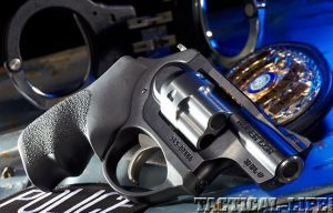 Ruger LCRx lead