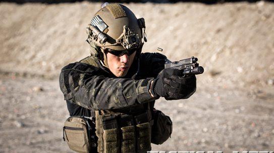 Salient 9mm handguns