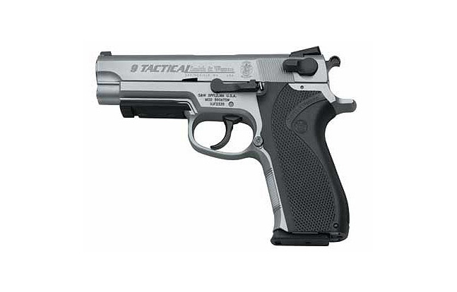 Smith & Wesson Model 5906TSW pistol