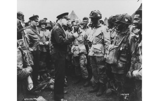 West Point Dwight D. Eisenhower Speech