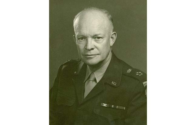 West Point Dwight D. Eisenhower