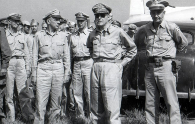 West Point Douglas MacArthur group