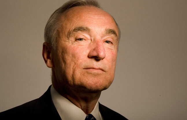 NYPD Commissioner William Bratton announced an overhaul of the city's Operation Impact program