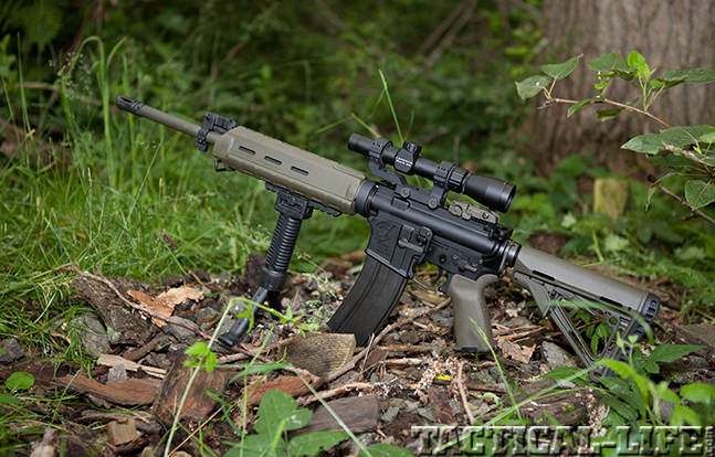 6.8 SPC AR Rifle final