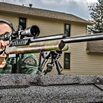 For countersniping missions, the FPD ERT turns to the Remington Model 700 bolt action in .308 Winchester.