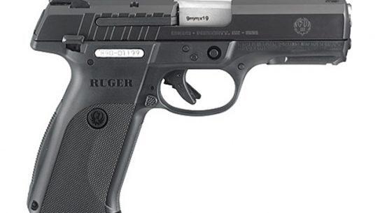 Ruger 9E Centerfire Pistol