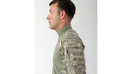 ACU Shoulder Pocket