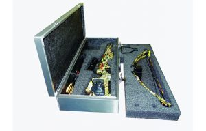 Americase Breakdown Crossbow Case lead