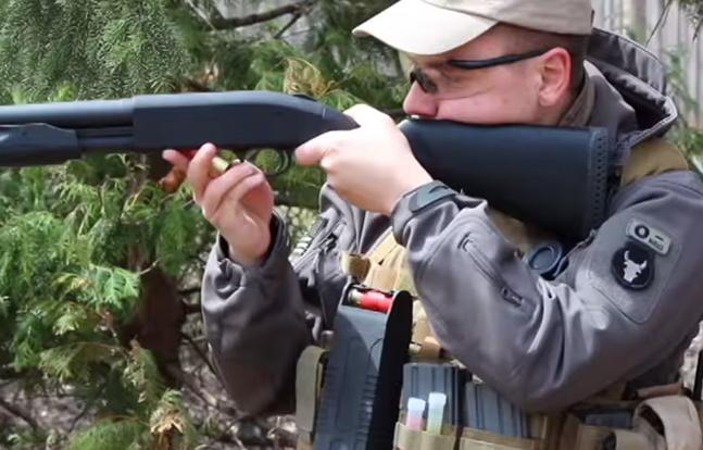 Ammo-BOSS Gunner's Mate Shotgun Shell Dispenser