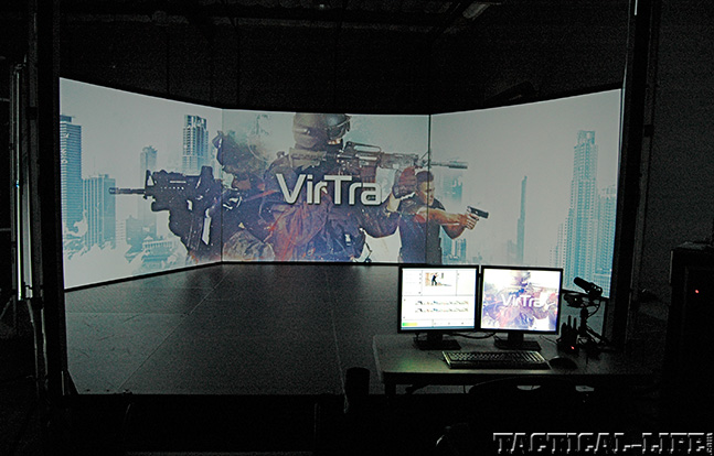 Artemis Defense simulator virtra