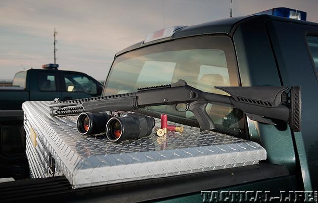 ATI Benelli M4 truck