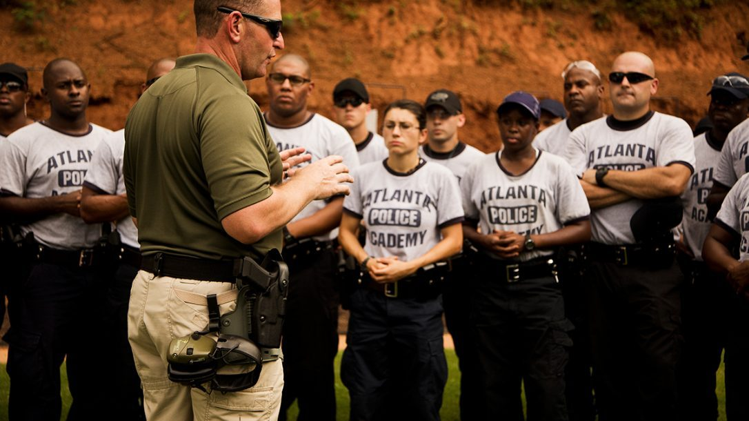 Atlanta Police Department glock