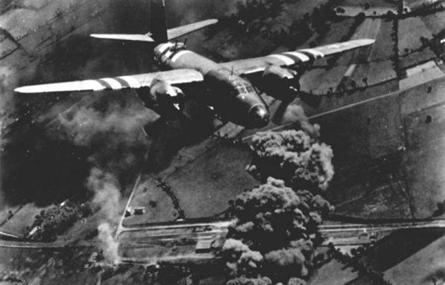 D-Day Martin B-26 Marauder