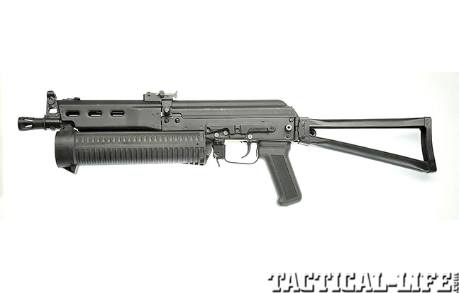 PP-19 Bizon left