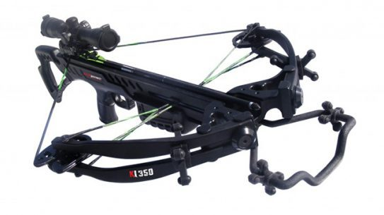 Borkholder Archery Killer Instinct KI 1350 crossbow kit