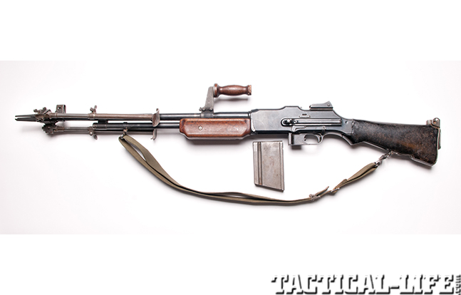 Browning Automatic Rifle left