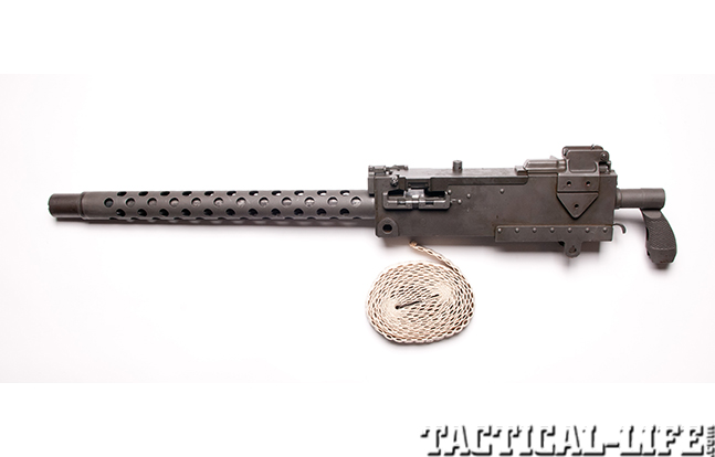 Browning M1919 left