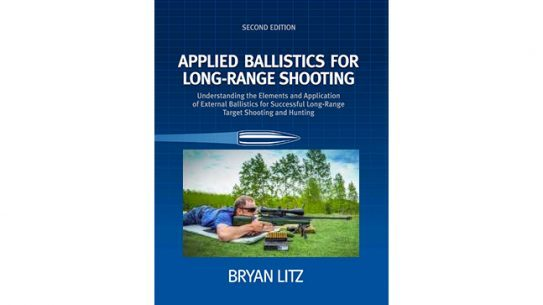Applied Ballistics for Long-Range Shooting
