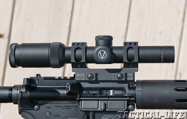 Colt CRB-16RR 300 Blackout scope
