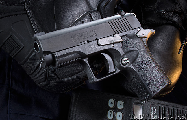 Colt Mustang XSP solo
