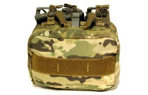 Marz Tactical Gear Combat Medic Pouch closed