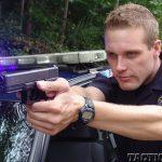 Cramerton Police Department field