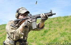 Daniel Defense MK18 lead