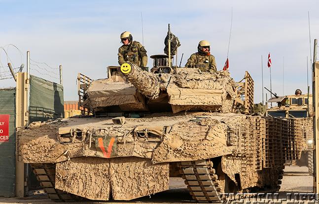 Danish tank