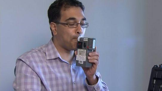 Dr. Raj Attariwala Cannabix Marijuana Breathalyzer