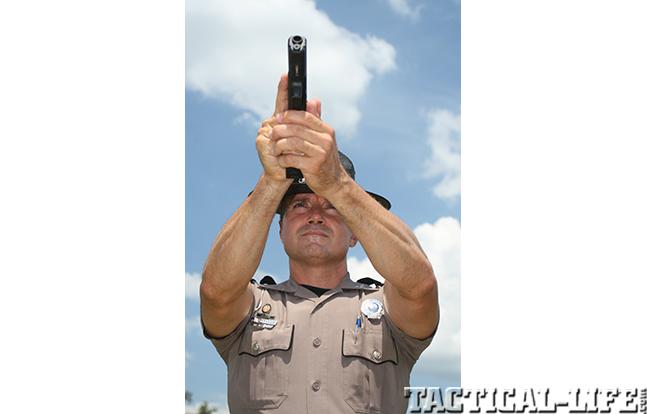 Florida Highway Patrol field