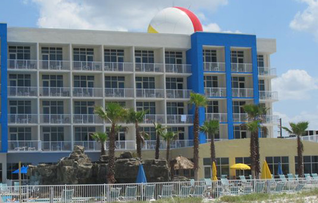 Fort Walton Beach Holiday Inn Resort