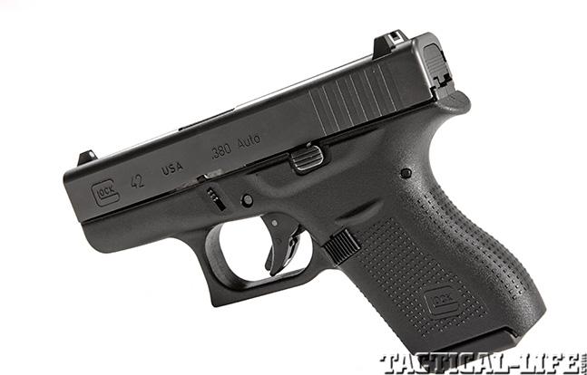 Glock 42 firearm