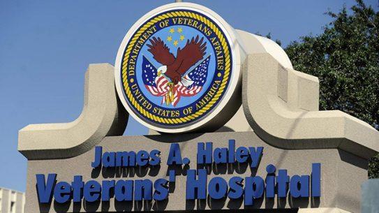 Gunny VA Hospital lead