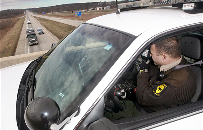 Illinois Police ticket quota