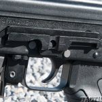 IS132SM Saiga optics mount