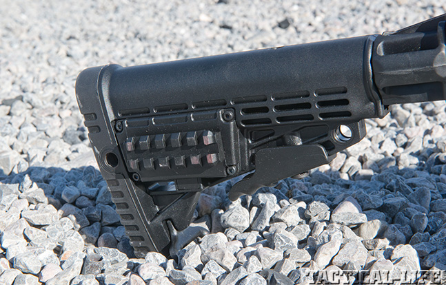 IS132SM Saiga stock
