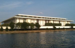 John F. Kennedy Center for Performing Arts Concert Hall Lincoln Awards
