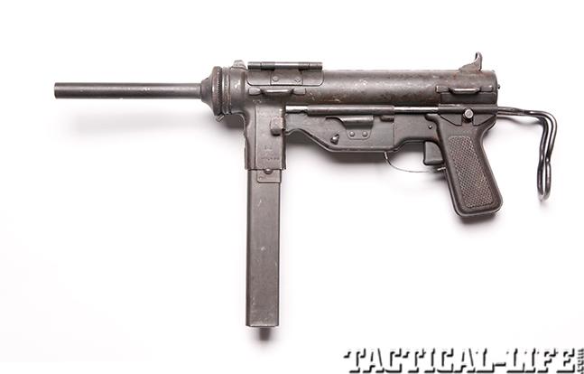 M3 Grease Gun left
