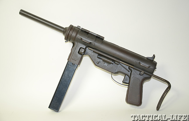 M3 Grease Gun left