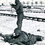 M3 Grease Gun test firing