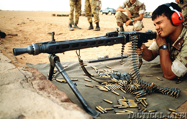 MG-34 lead
