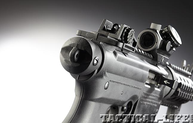 Mossberg 715P rear sight