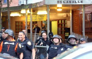 NYPD Gang Raid