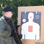 Patriot Ordnance P308 target