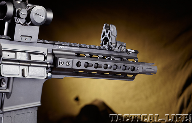 PWS MK107 handguard