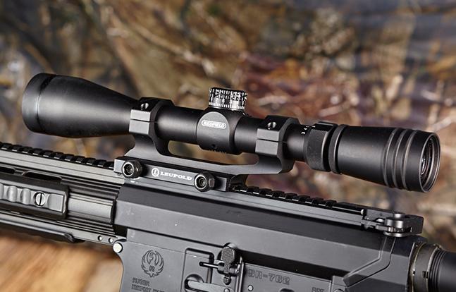 Ruger SR-762 scope