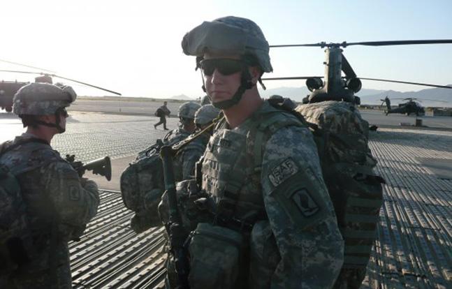 Former U.S. Army Staff Sgt. Ryan Pitts