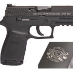 Sig Sauer Commemorative Engraving standard P250