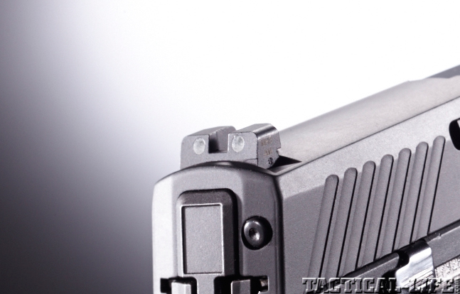 Sig Sauer P320 night sights
