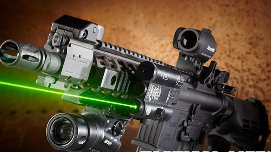 Sig Sauer P516 laser